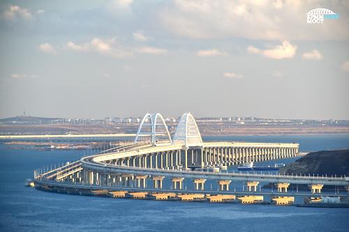 100 поездов прошли по Крымскому мосту 5 (2)
