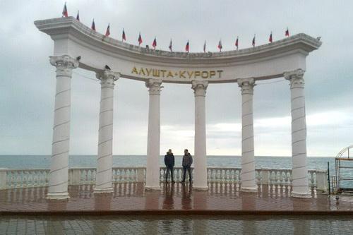 Алушта берется за единый морской фасад города 0 (0)