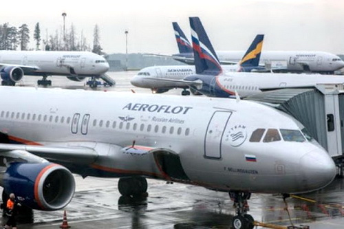 В марте Аэрофлот запустит прямые рейсы в Крым из Красноярска 0 (0)