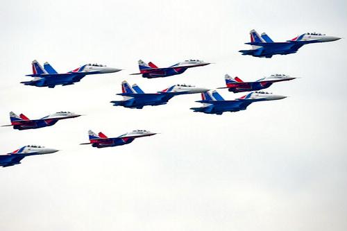 Военные самолеты пролетят над крымскими городами-героями 0 (0)