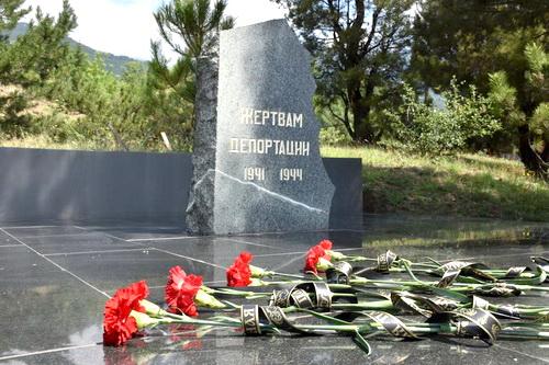 В Ялте почтили память жертв депортации армян, болгар и греков 0 (0)