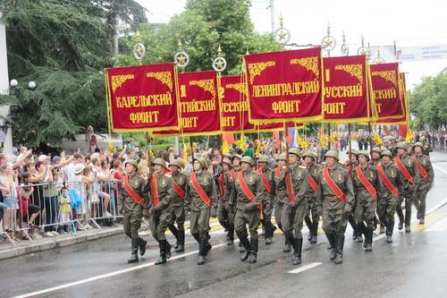 Севастополь. Парад наследников победителей 0 (0)