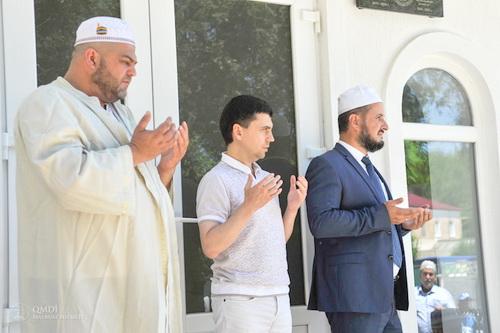 В Кировском районе — строительный бум мечетей 0 (0)