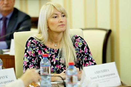 Карьера Анны Анюхиной пошла в гору
