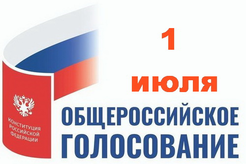 Идем и голосуем: за Россию, за Конституцию, за Путина!