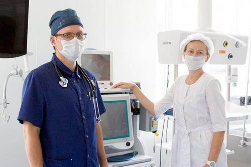 Медики КФУ начали применять анестезию быстрого восстановления 0 (0)