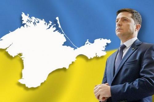 Вопрос Крыма, или Зеленский пытается перевести стрелки 3 (4)