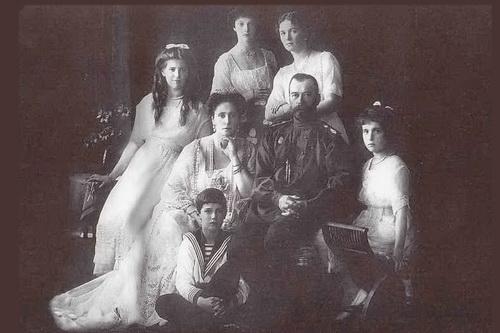 Царская семья как пример духовности