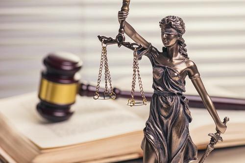 У судейских женское лицо