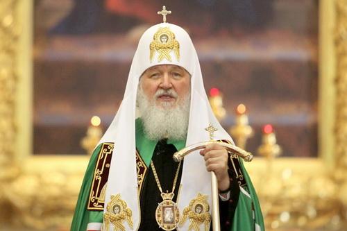 «Наш Патриарх — Кирилл!»