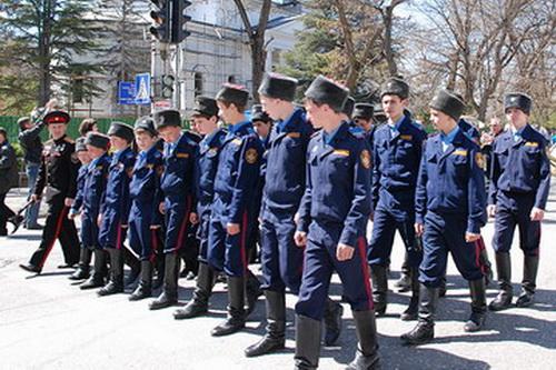 В Севастополе будет кадетский казачий корпус