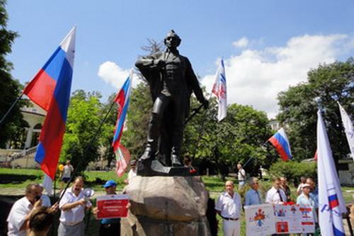 Работорговли в Крыму нет уже 239 лет (ВИДЕО)