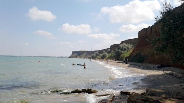 Море пустое