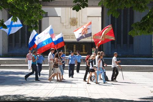«Русский Крым»: «Обретя «незалежність», мы потеряли независимость»