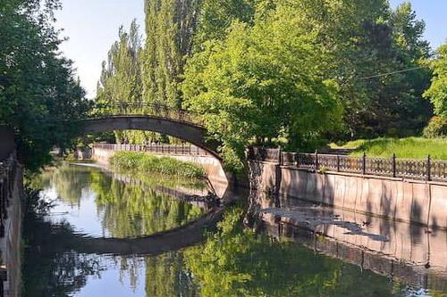 Салгир — оборонительная река?