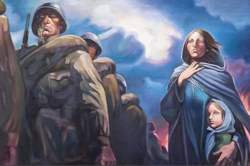 Встань за Веру, Русская Земля!