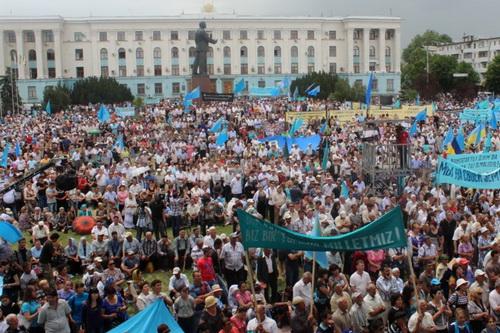 «Великий» Кучма в Крыму