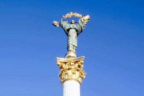 Украина как результат кризиса и распада трех империй