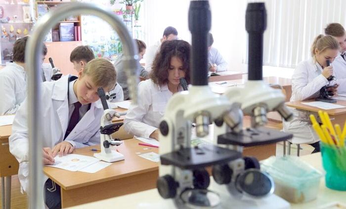 Школы в режиме COVID-19