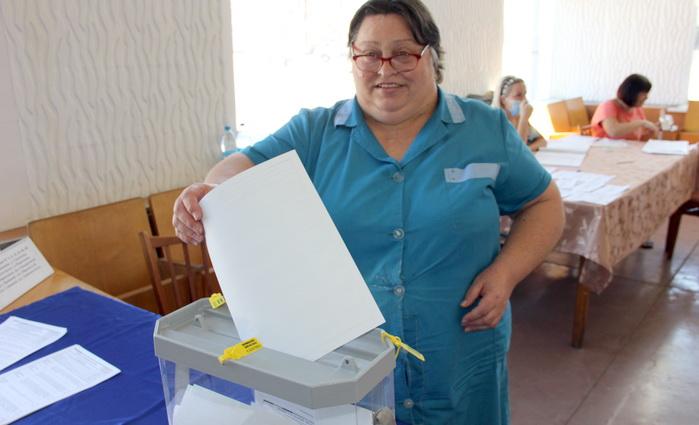 Единый день голосования — на родном предприятии