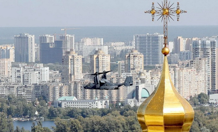 А что же Украина?