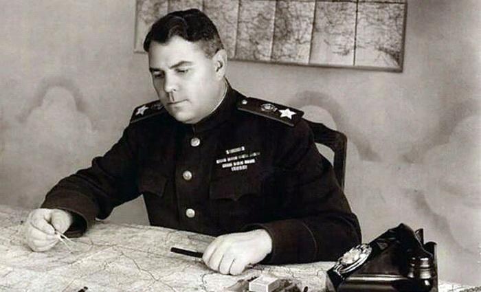 Маршал Василевский – стратег, полководец, человек