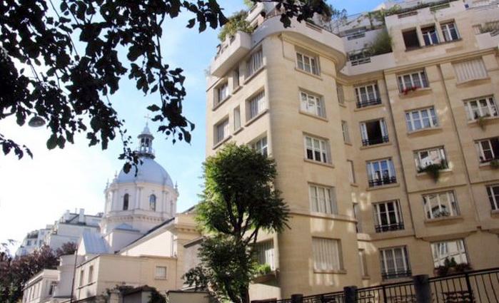 Парижский квартал Куприна