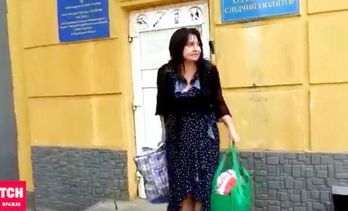 Татьяна Кузьмич на свободе! Во всяком случае — пока