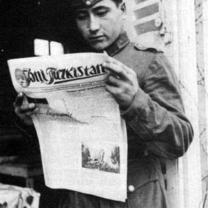 Ени Новый Туркестан — журнал, в котором публиковался Дагджи