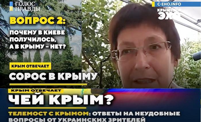 Сорос в Крыму. Как все начиналось