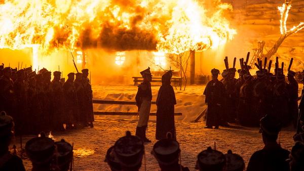 Кадр из фильма «Союз спасения»