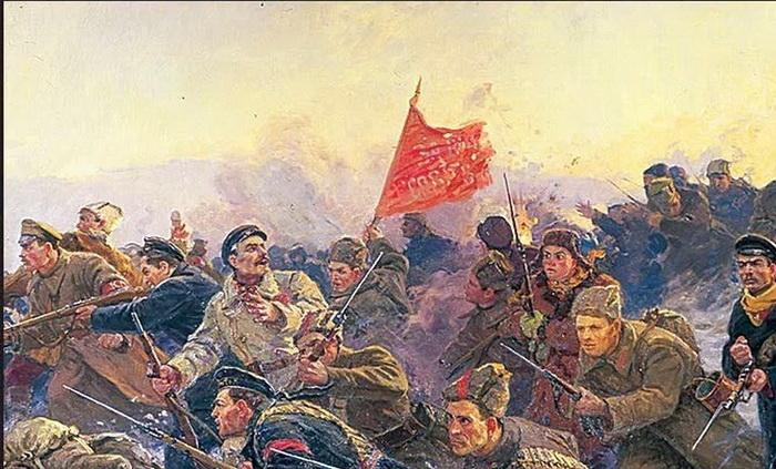 Гражданская война: крымские страницы истории