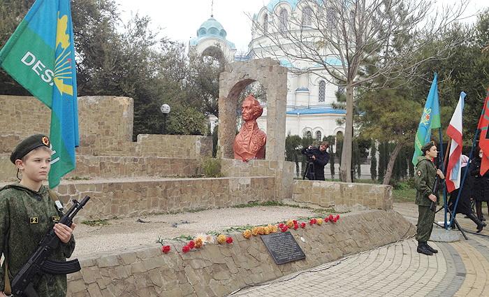 Памятнику Суворову в Евпатории – быть