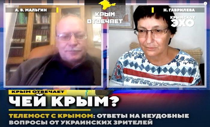 Крым ушел от беспроектности Украины к России с ее видением будущего
