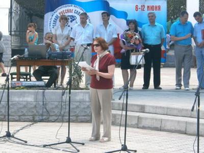 Фото из статьи Марины Матвеевой «И воцарится радость!» на «Крымском Эхе»