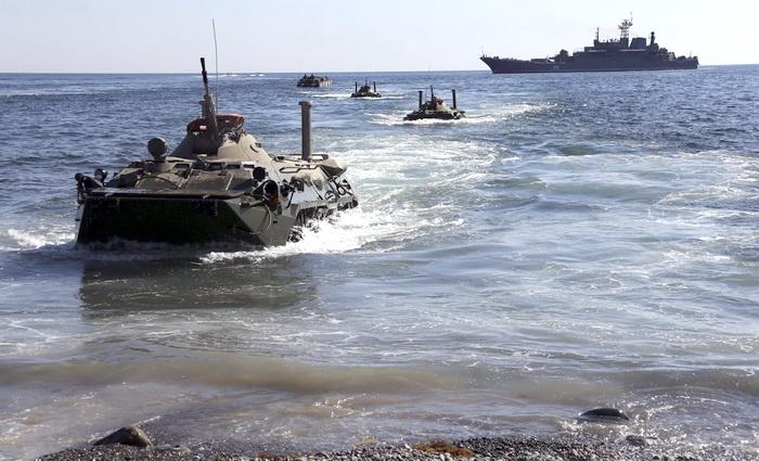На Черноморском ТВД*: НАТО сюда войдет, только чтобы погибнуть