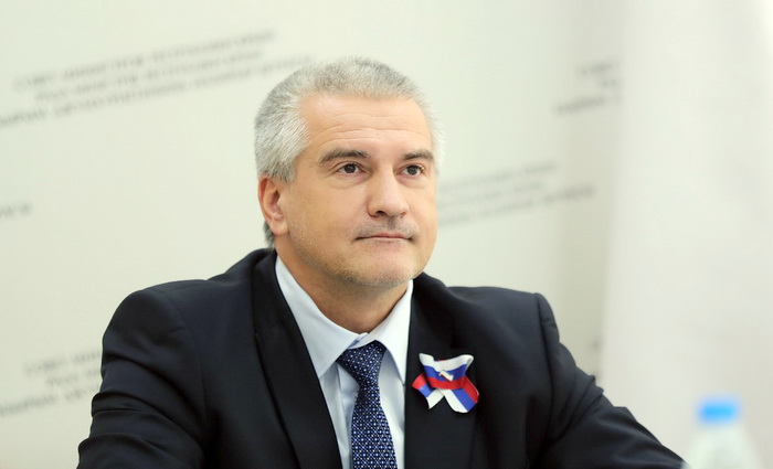 Сергей Аксёнов: на их санкции ответим особым админрайоном