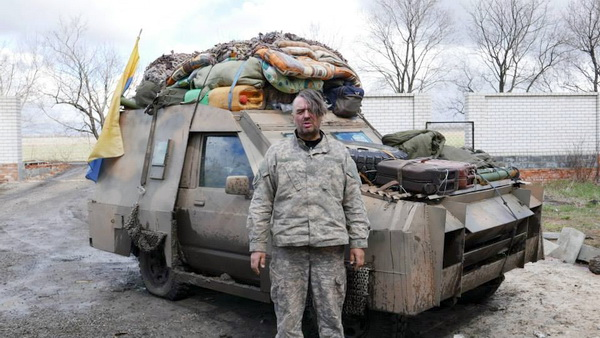 Нет, это не Гусев. Это атошник, выхваляющийся своими достижениями в «лучшей в Европе» армии