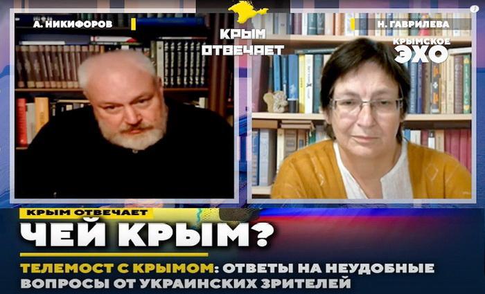 Андрей Никифоров: Украинство лечится, но не в крайней степени
