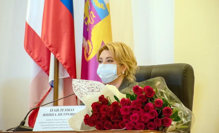 Янина Павленко назначена главой администрации Ялты