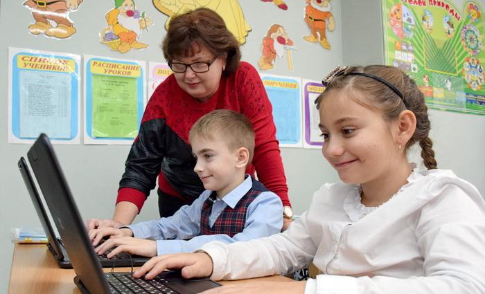 Ялтинские школы получат цифровое оборудование на 30 млн рублей