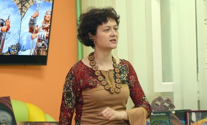 Презентация книги Юлии Мельник «Зеленая книга»