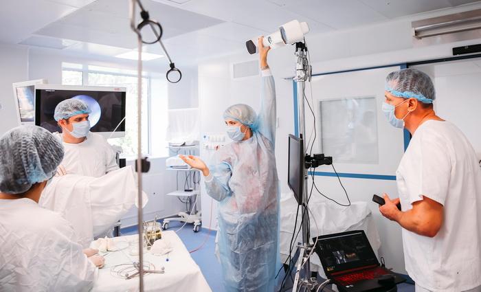В клинику КФУ теперь можно обратиться без направления врача