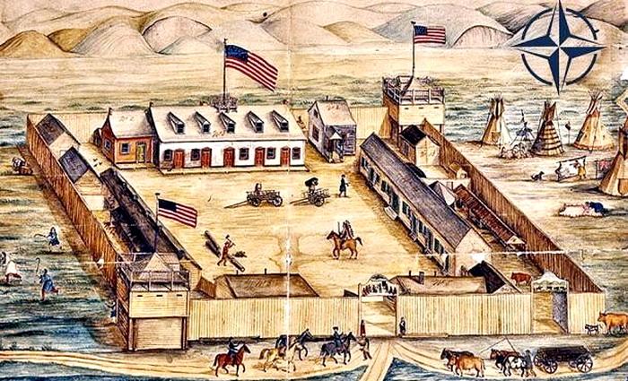 А форт Трампа, как Карфаген, должен быть разрушен