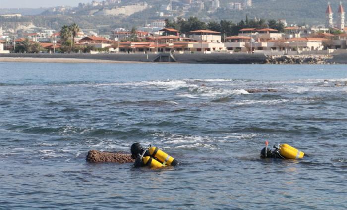 Ученые СевГУ обнаружили руины древнеримского порта в акватории Тартуса