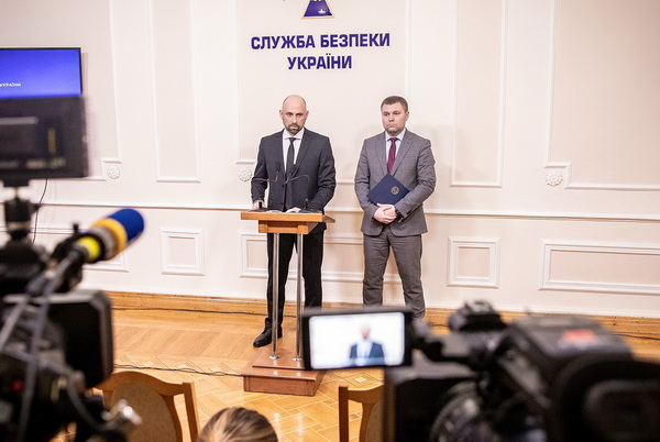 Брифинг по факту раскрытия заказа на Наумова