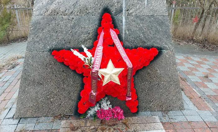 В память о героях Бешуйского боя