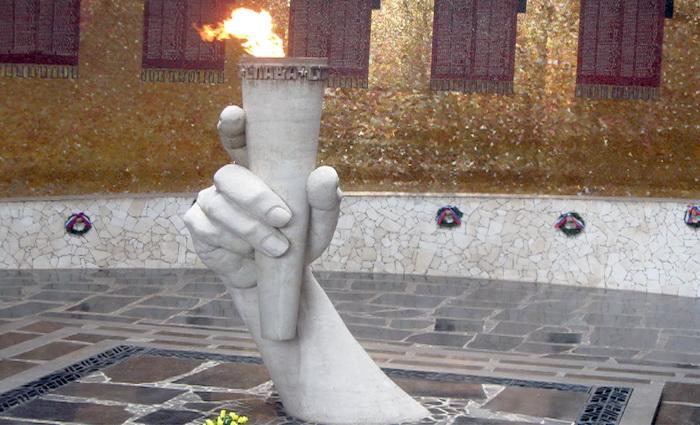 Сталинград, символ воинской славы