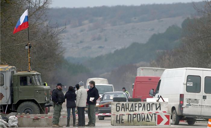 Русская весна: диверсанты не прошли