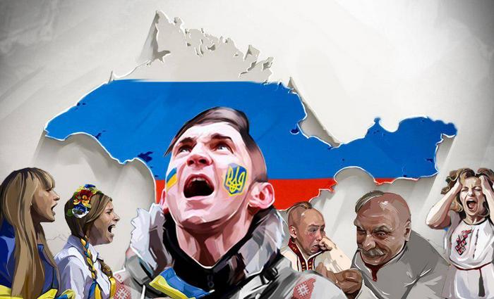 Украина – Крыму: насильно милой буду!
